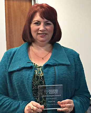 Pam Gilchrist Wins Top Award For Brand Management